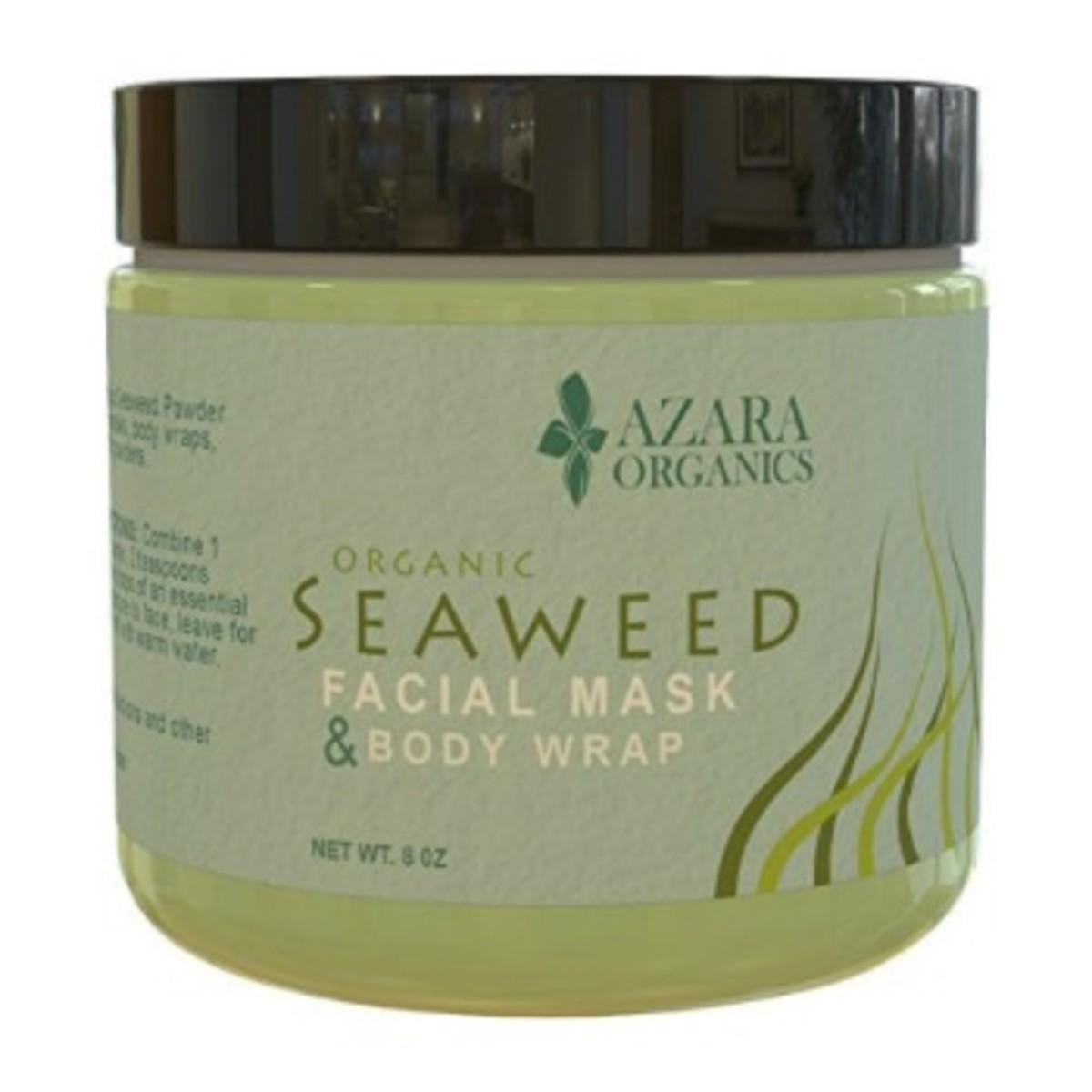 Azara Organics Organic Seaweed Powder