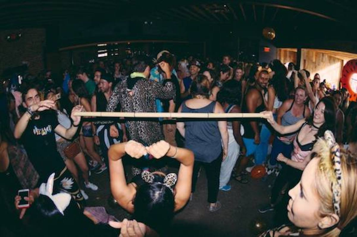 I Went to a Sober Dance Rave at 5:30am and Here's What Happened