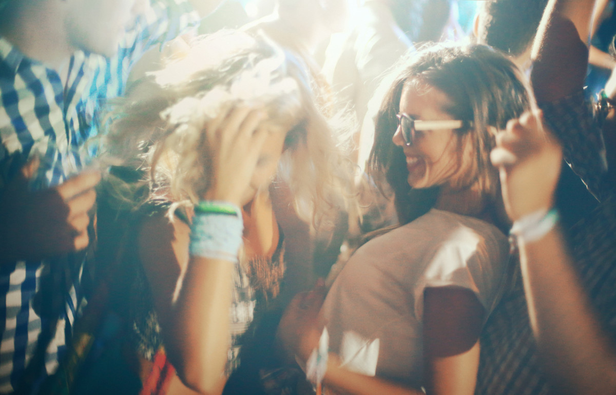 I Went to a Sober 5:30 AM Dance Rave: Here's What Happened