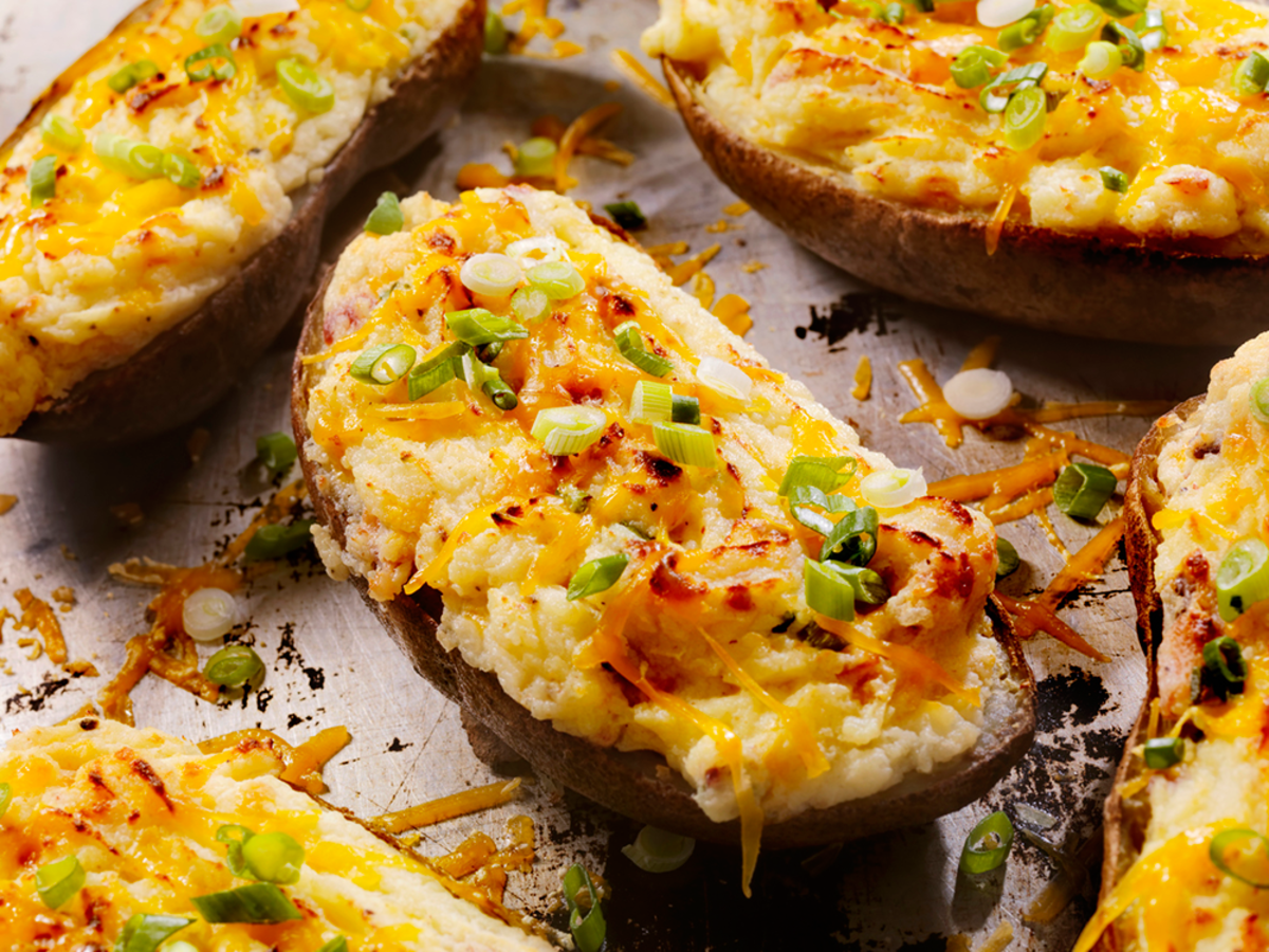 How to Make the Ultimate Vegan Baked Potato