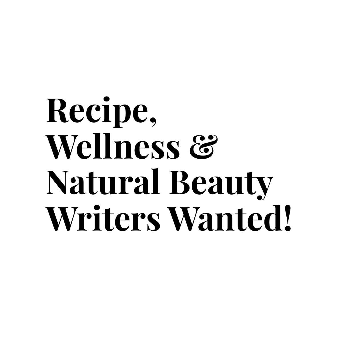 Organic Authority Writer Ad