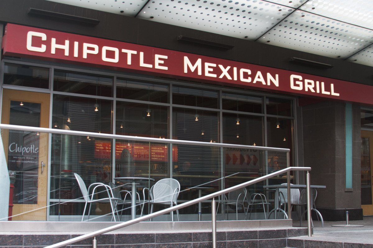 Chipotle Mexican Grill Stock Tanks After Presence of Rodents and Norovirus
