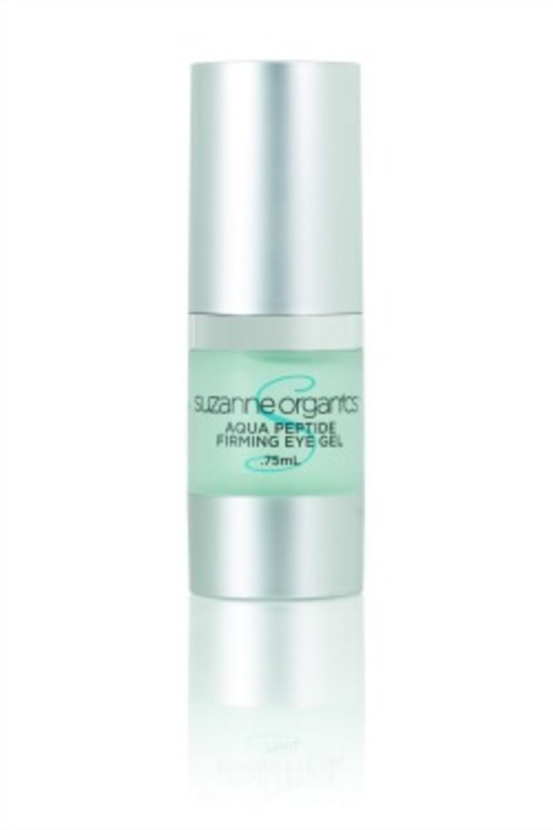 Suzanne Somers Aqua Peptide Firming Eye Gel