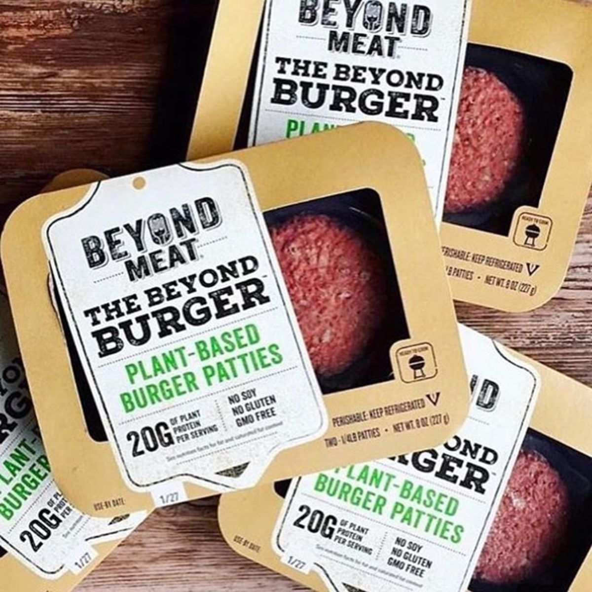 I Served My Biggest Meat-Loving Friends the Beyond Meat Veggie Burger and Here's What Happened