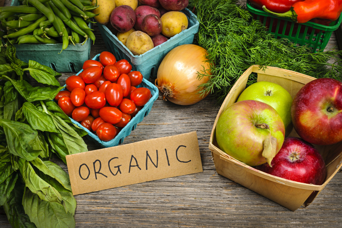 Organic Produce Global Market to Skyrocket to Nearly $63 Billion by 2020