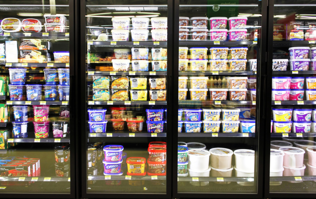 Nestlé Dreyer's Ice Cream Pulls GMOs, Artificial Ingredients from Ice Creams