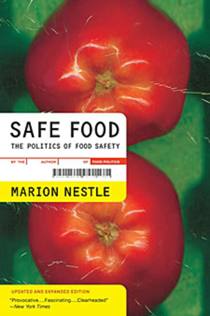 Safe Food Book Cover