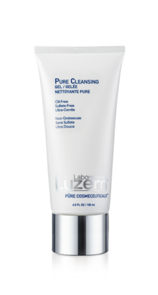 Luzern Labs Pure Cleansing Gel