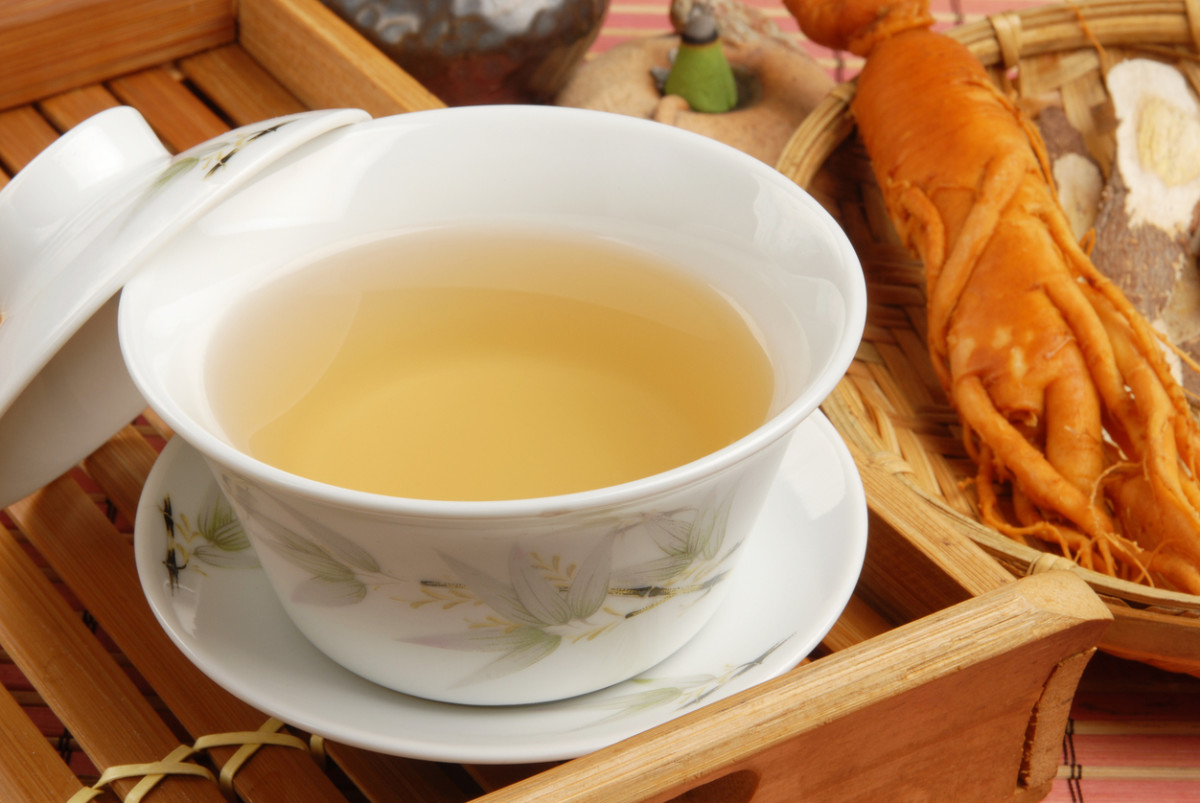 Ginseng tea benefits