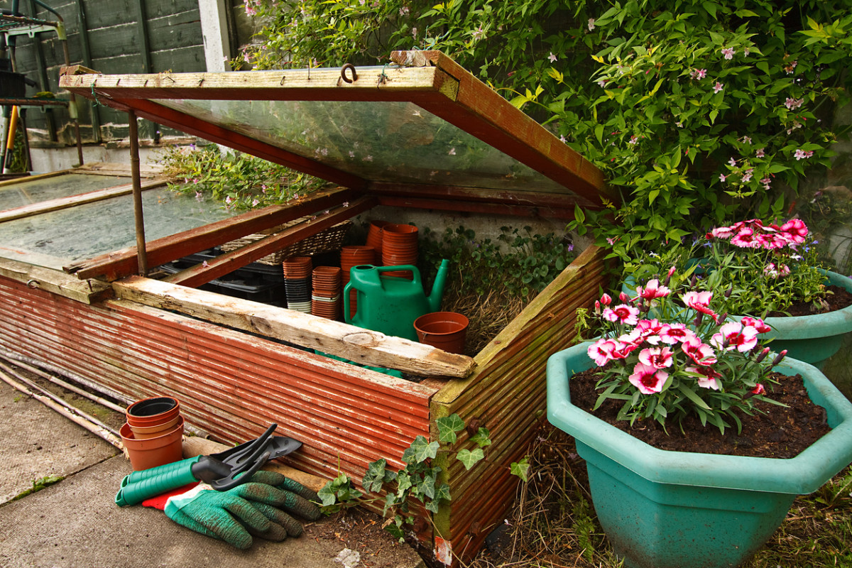 How to Build an Affordable Cold Frame for Year-Round Gardening