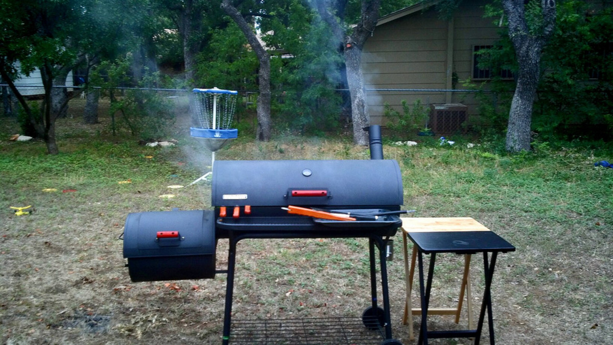 get your smoke on how to make a smoker out of your backyard grill