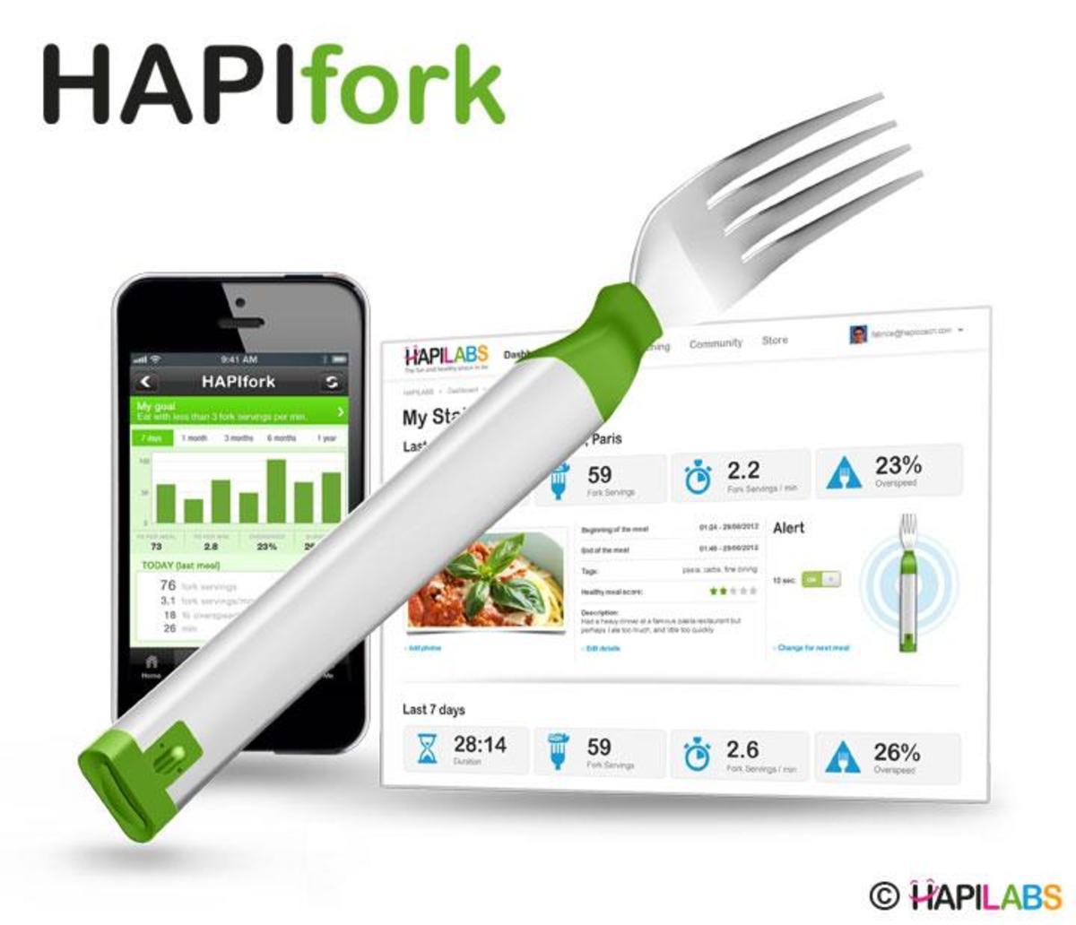 digital kitchen Hapi Fork