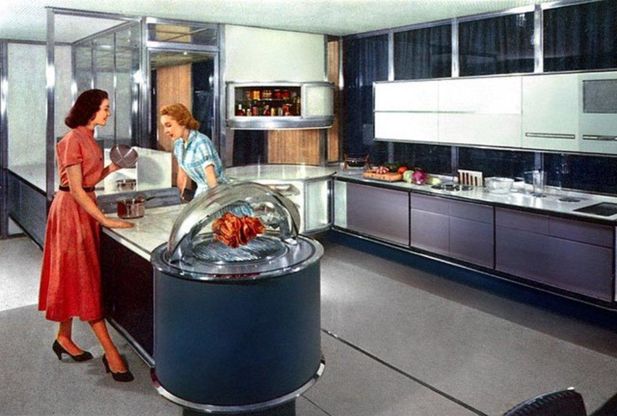 digital kitchen future appliances