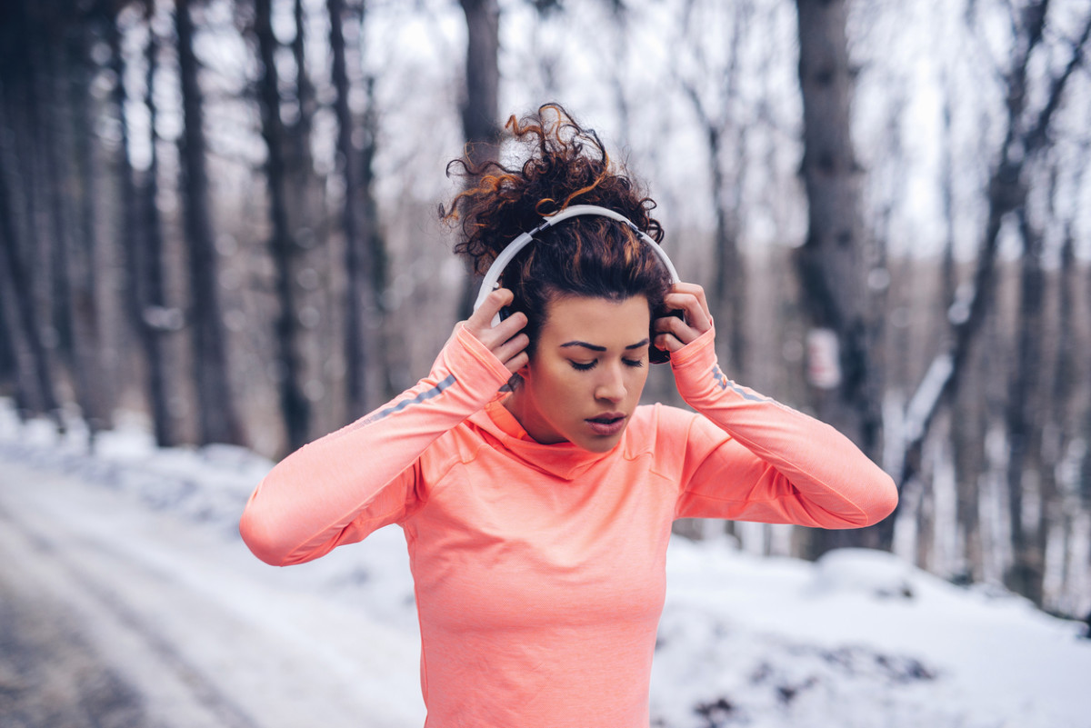 Brrr! Is Working Out in Cold Temperatures Even Good for You?