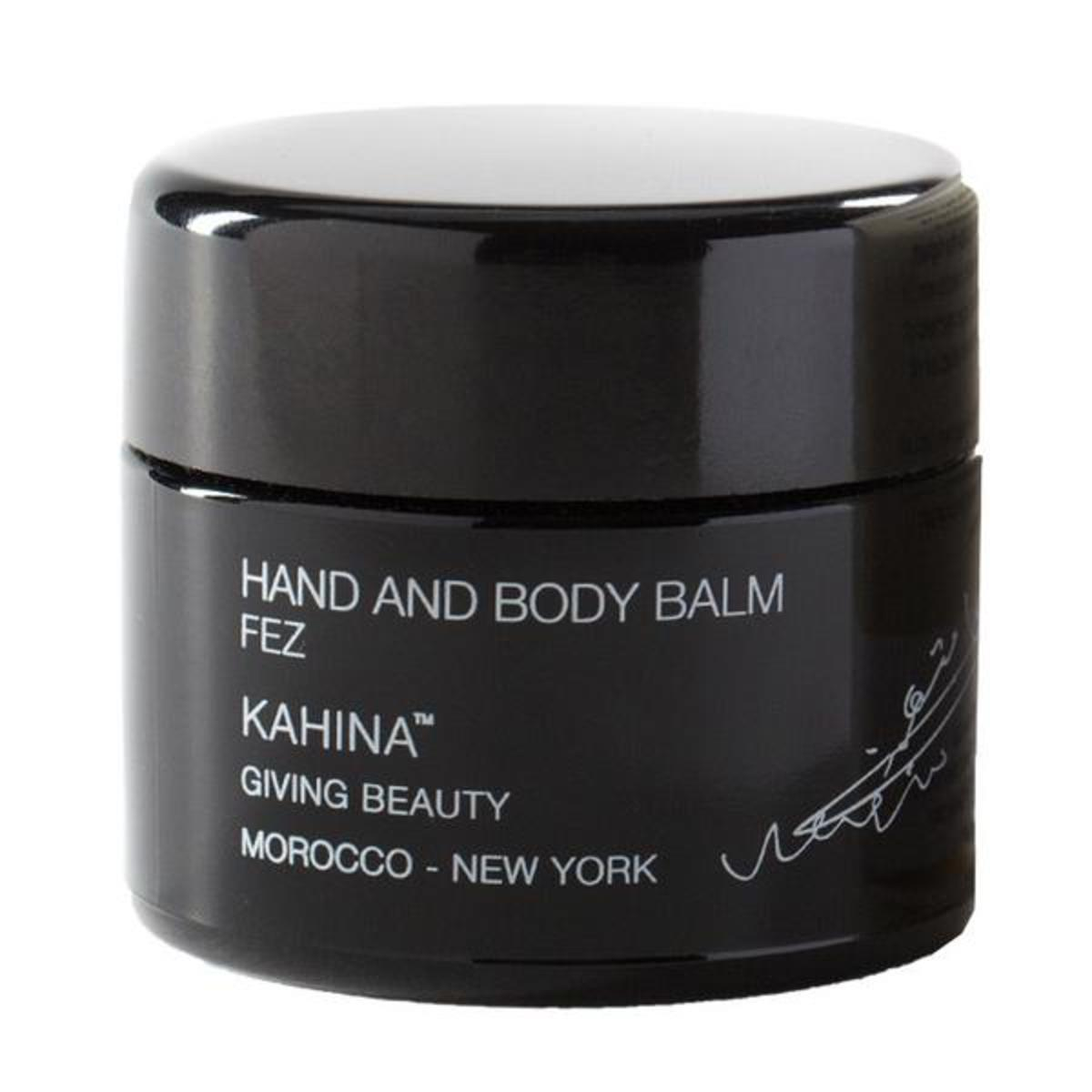 Kahina Giving Beauty Fez Hand & Body Balm