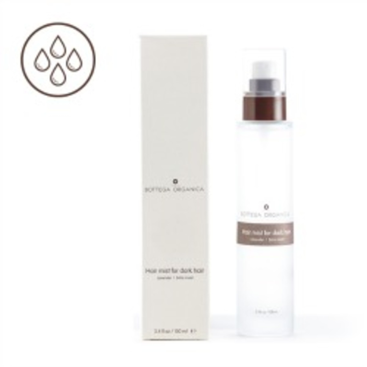 Winter Healthy Hair Secret Bottega Organica Hair Mists