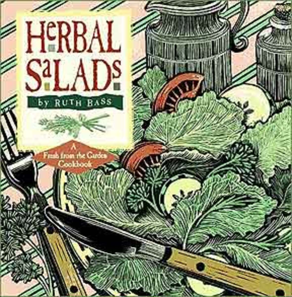 herbal salad book