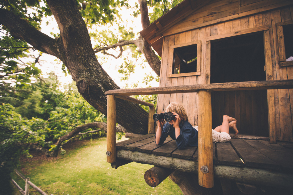 7 Amazing Treehouse Hotels for the Best Sleep Ever