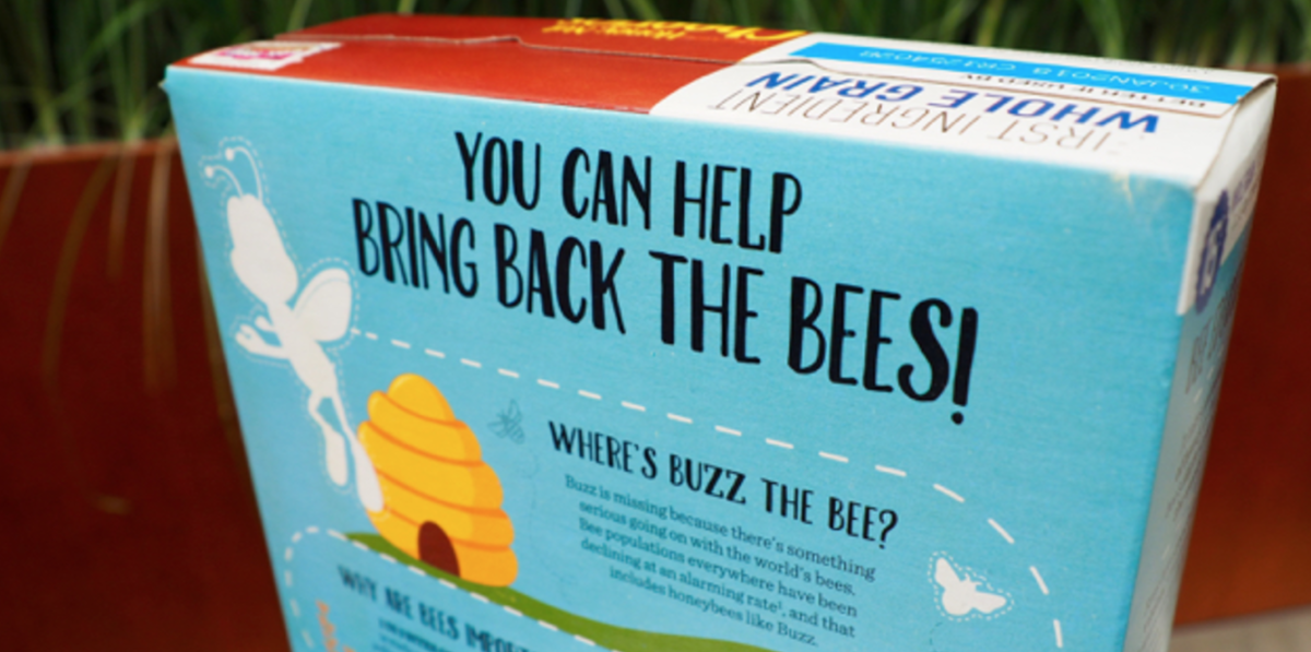 Cheerios Save the Bees Campaign Backfires