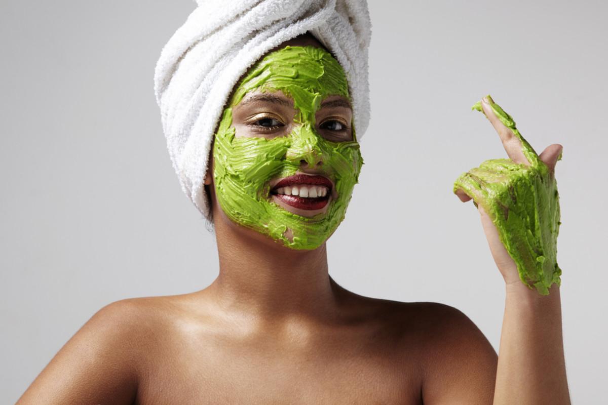 reap avocado benefits with an avocado face mask