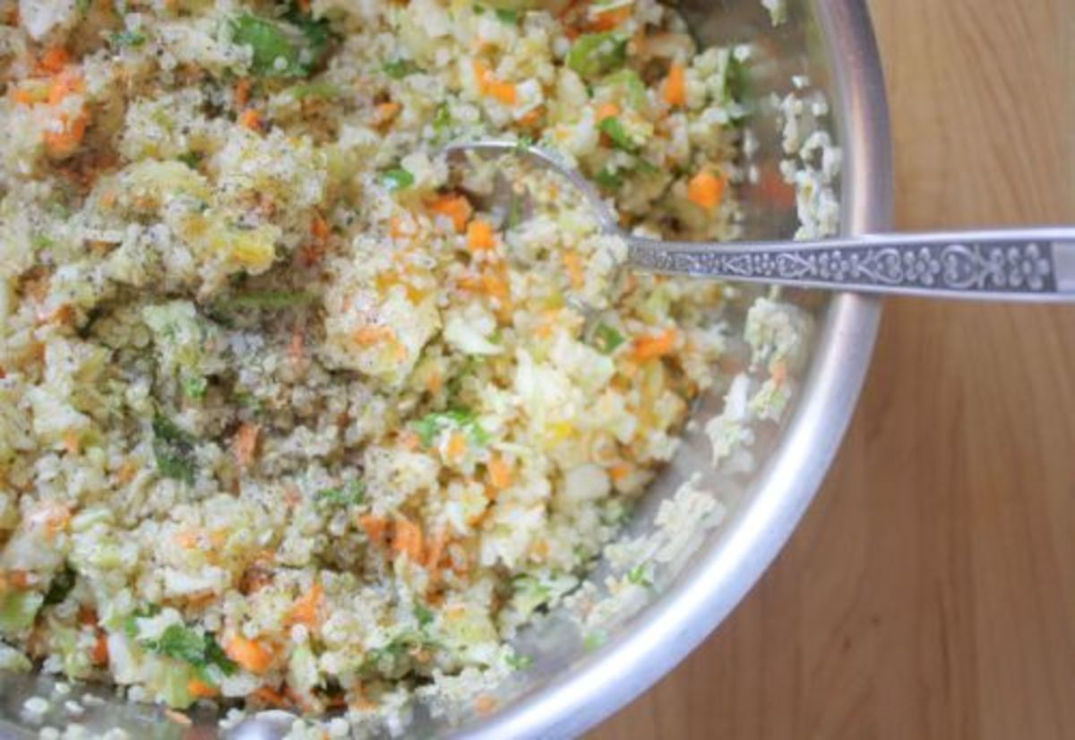 Slaw, low impact recipes for conscious eating