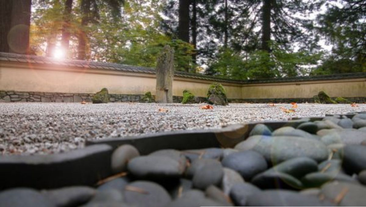Organic Authority & Outdoor Oasis: How to Make a Zen Garden - Organic Authority