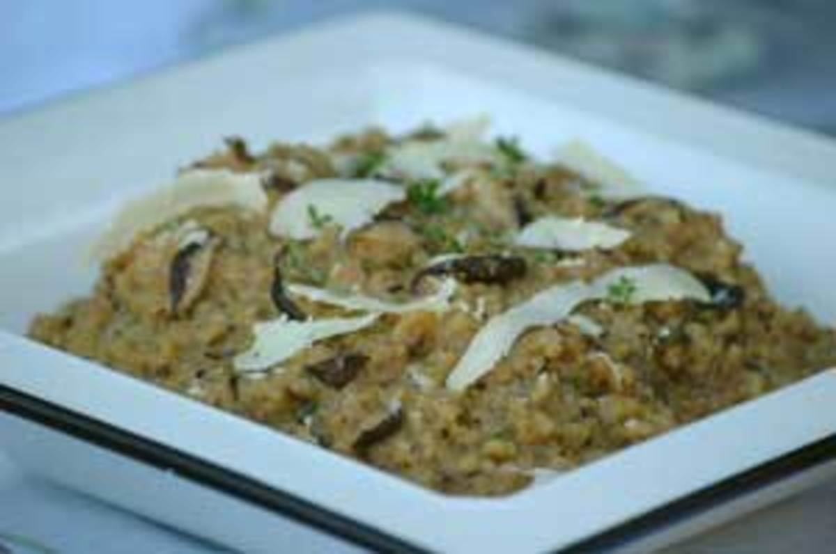 wild-mushroom-organic-risotto