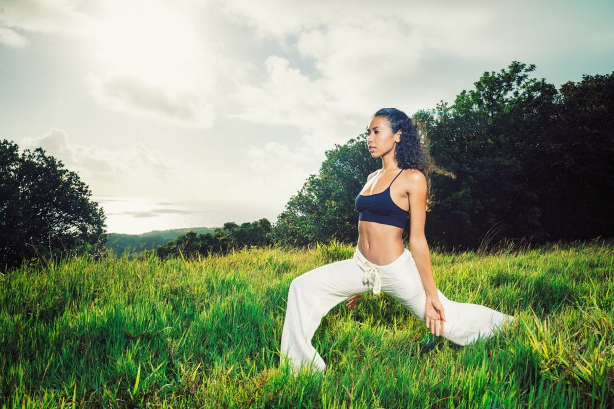 5 Tips for Taking Your Yoga Practice Outside