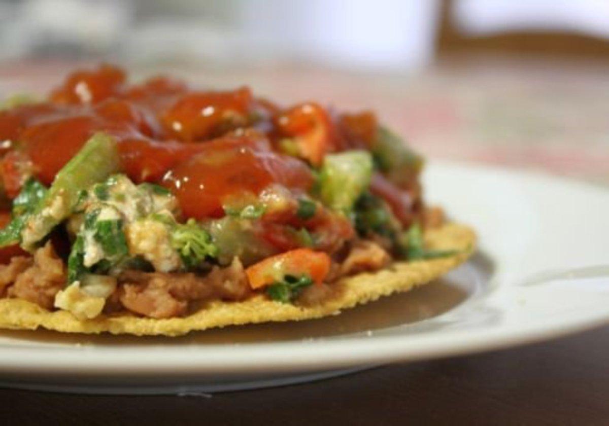 Conscious eating, tacos