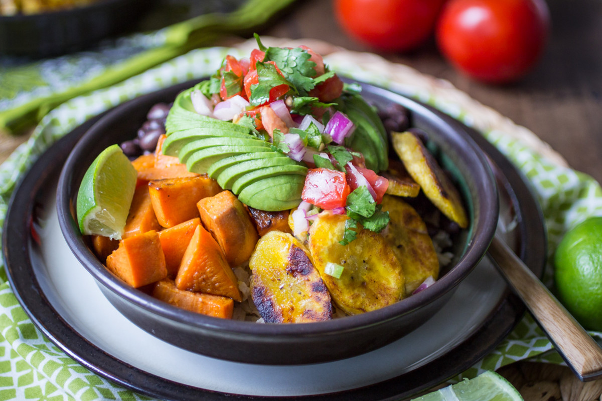33 Best Vegetarian Mexican South American Caribbean: 4 Best Vegetarian Buddha Bowl Recipes For Meatless Monday
