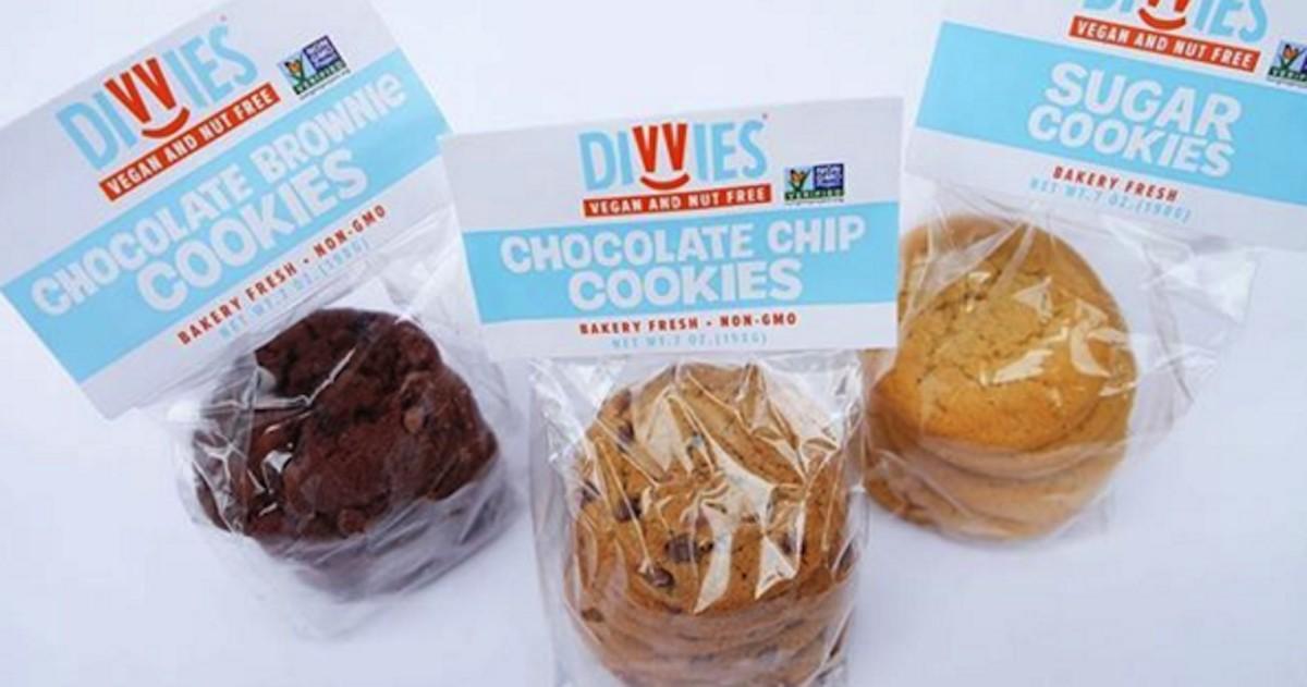 Divvies Vegan Cookies