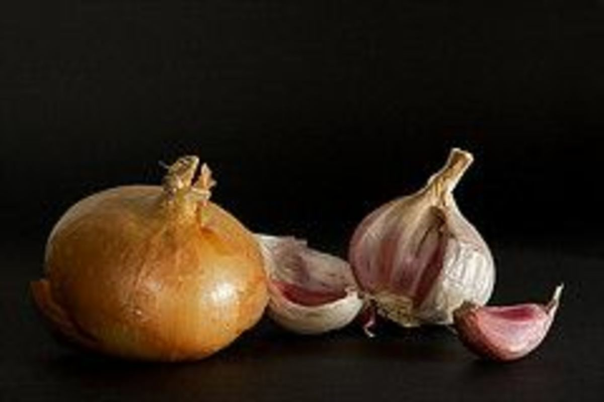 garlic onion