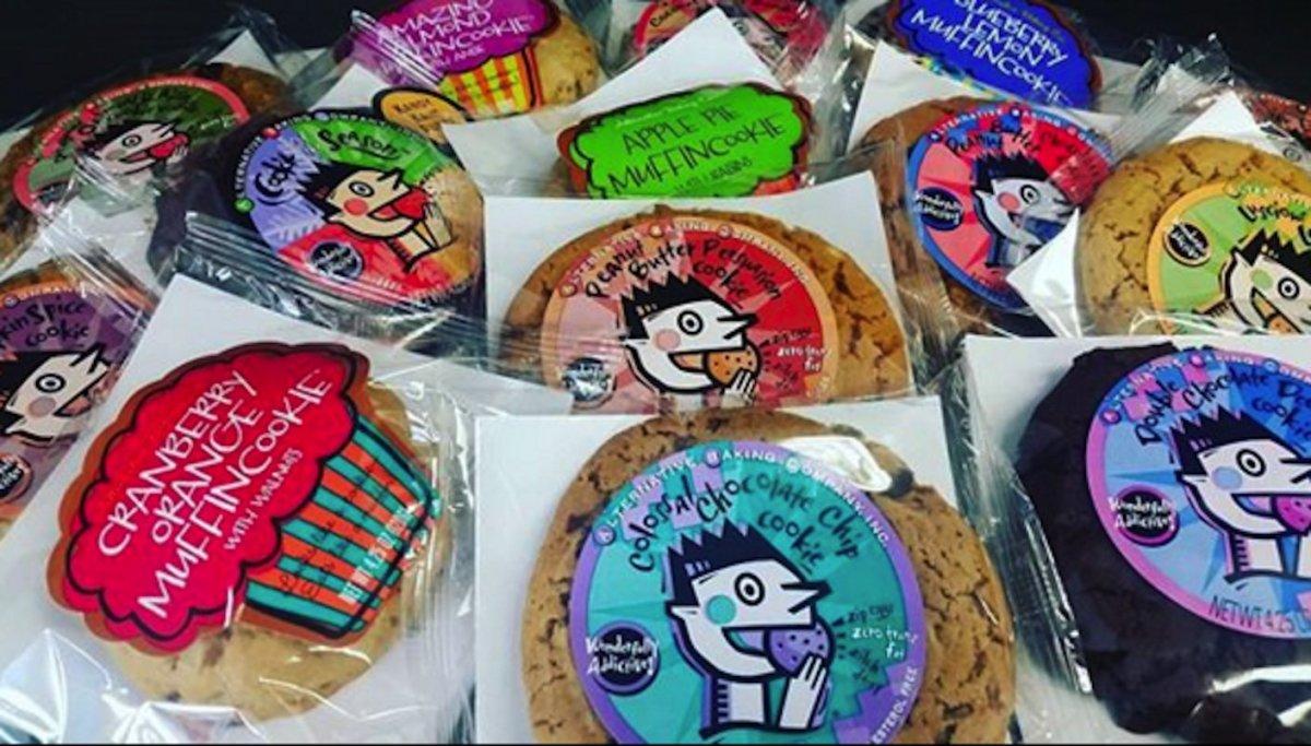 Alternative Baking Co Vegan Cookies