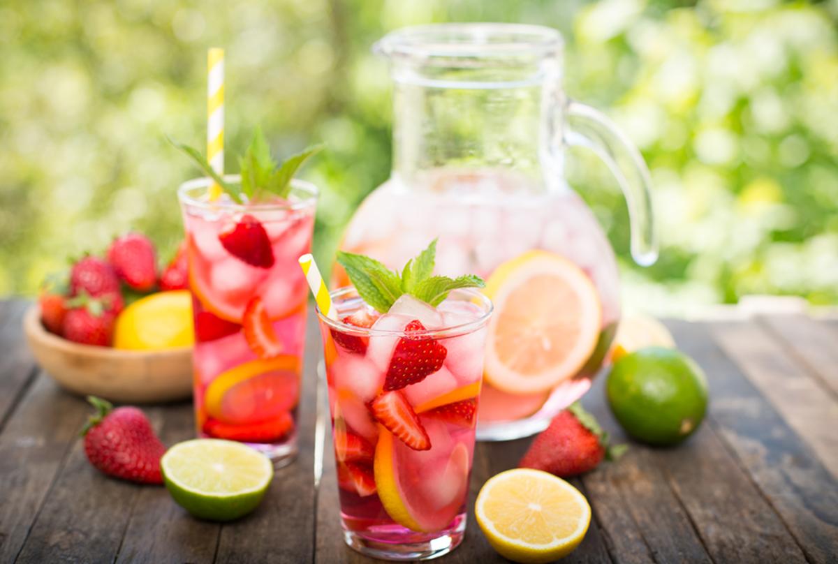 Fruit Spritzer Recipe
