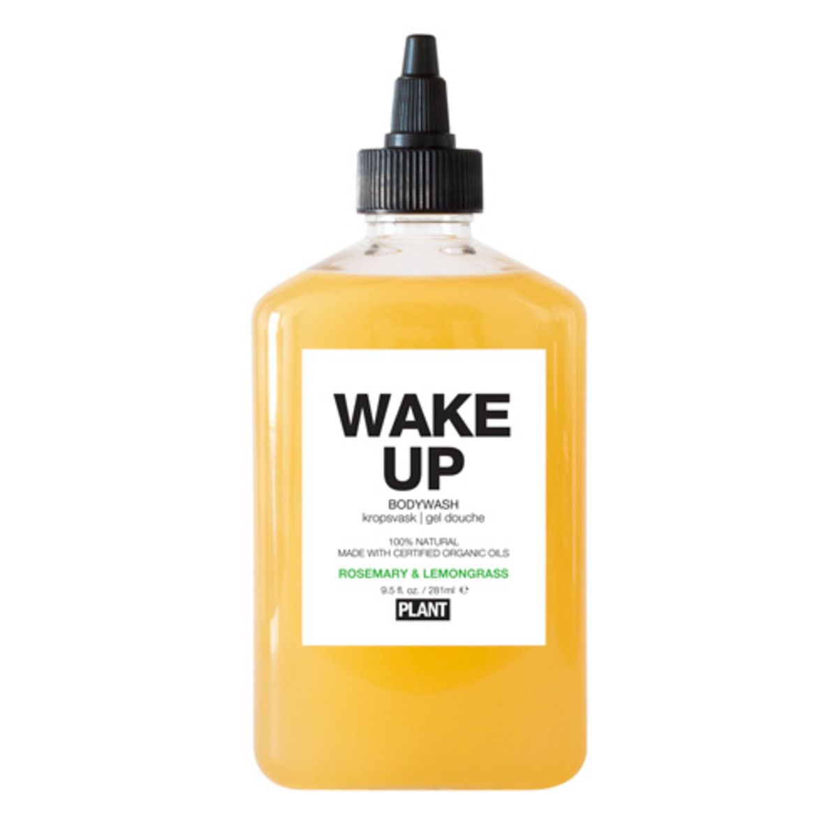 Plant Wake Up Bodywash