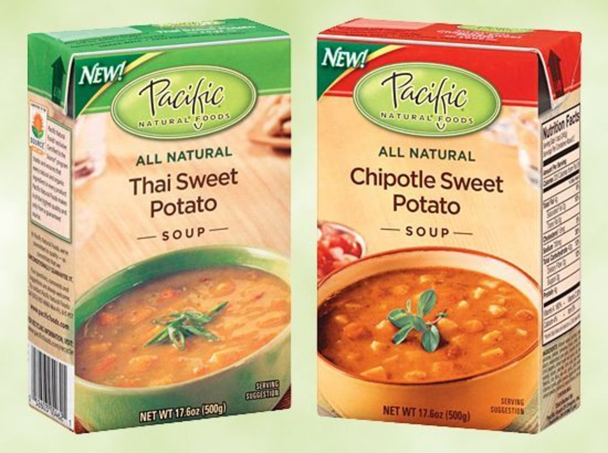 Natural Soups and Chowders