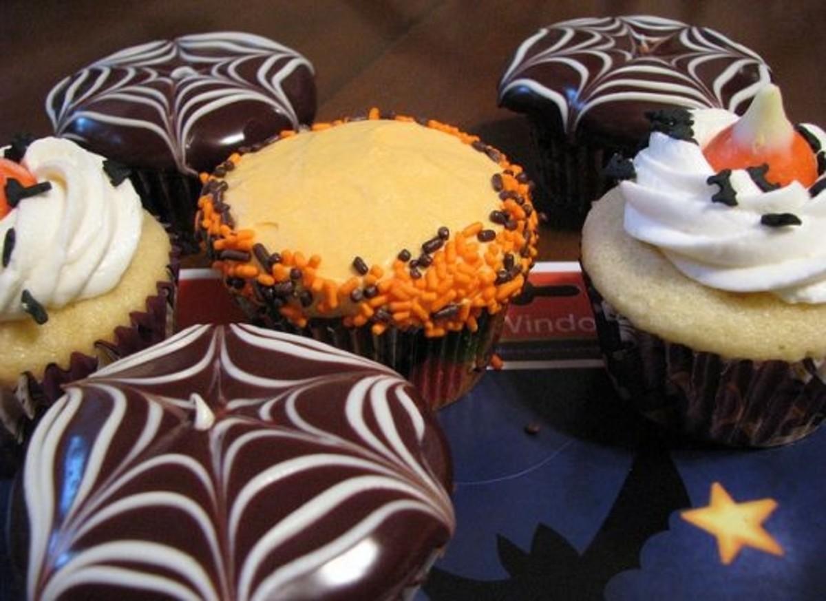 chocolate-pumpkin-cupcake-recipe