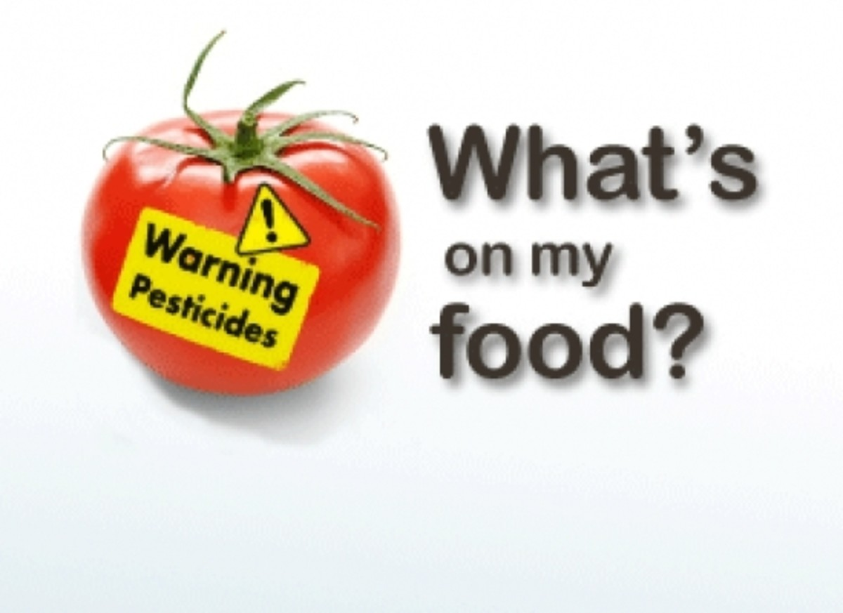 How many pesticides are on your food?