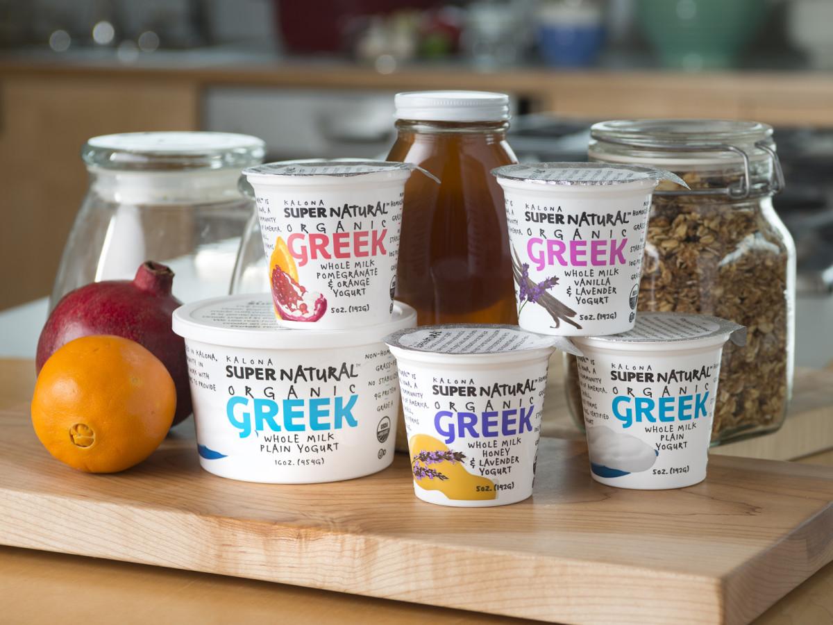 KSN Greek Yogurt
