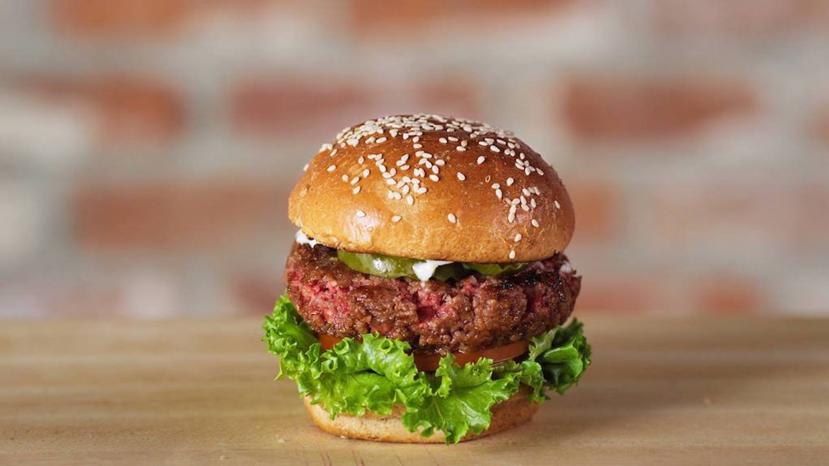 Vegan Meat is Now the Biggest Trend in the Tech Industry
