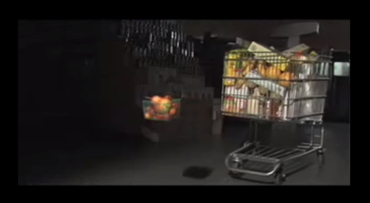 Not Long Ago in a Supermarket Not So Far Away...'Grocery Store Wars' [Video]
