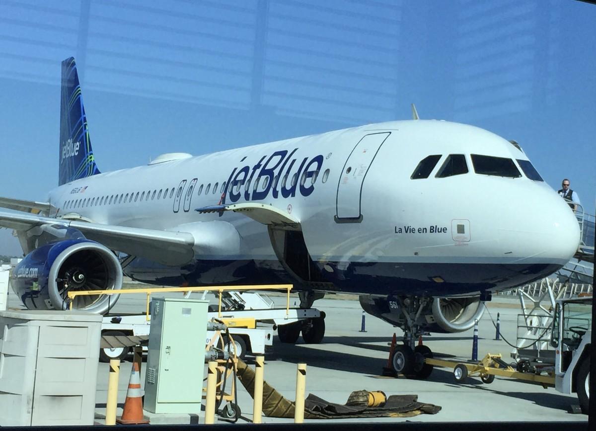 Jet Blue Airways Tahoe Reno