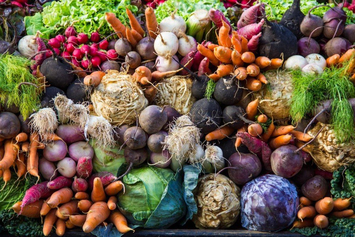Organic Food Pei