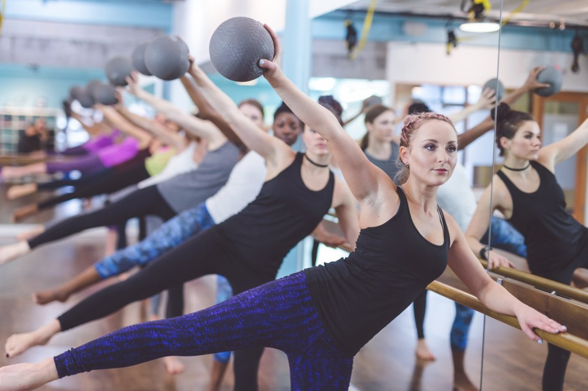 How Barre Class Changed My Butt and Thighs