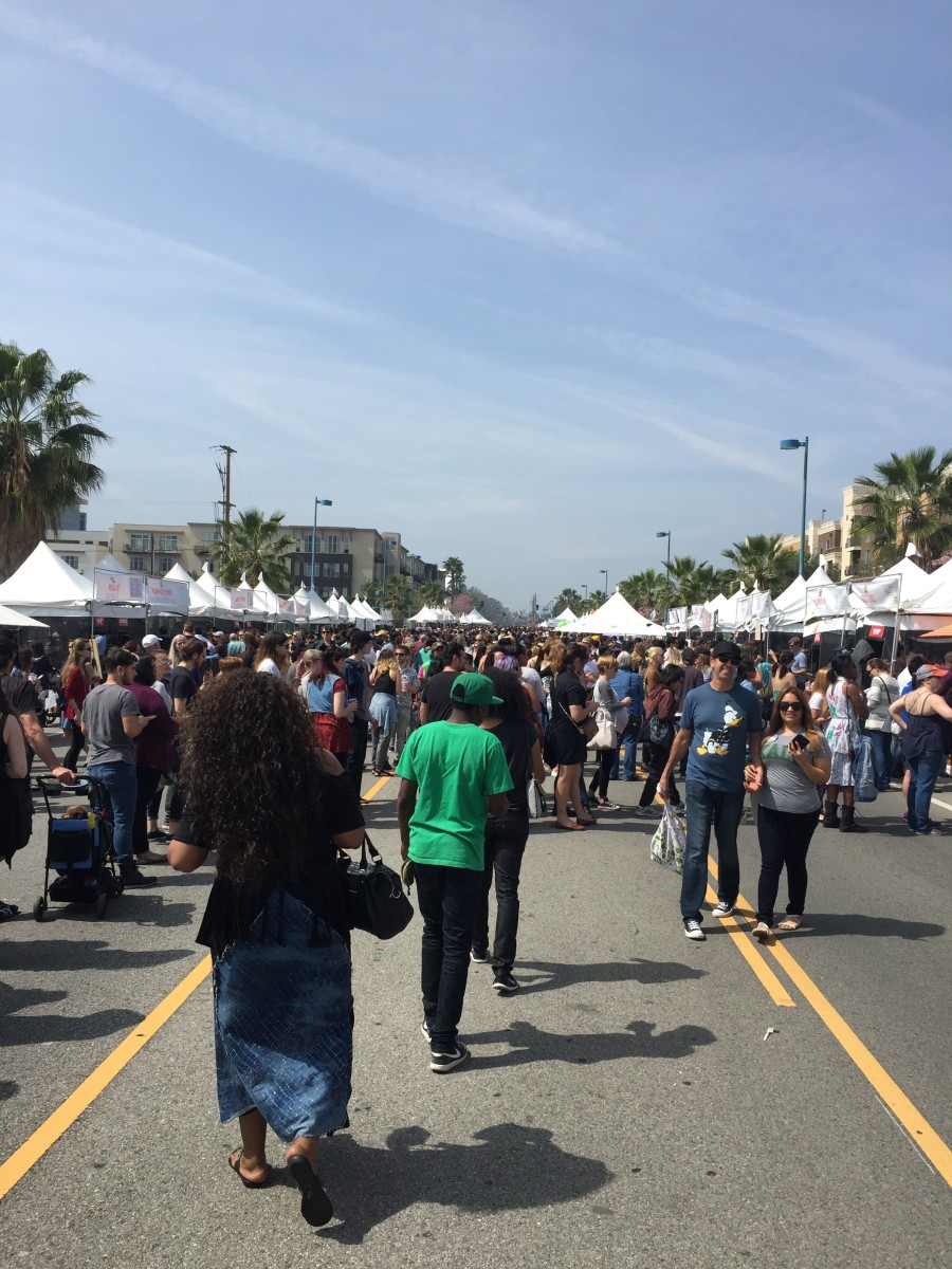 For Vegans, This Was No Ordinary Street Fair