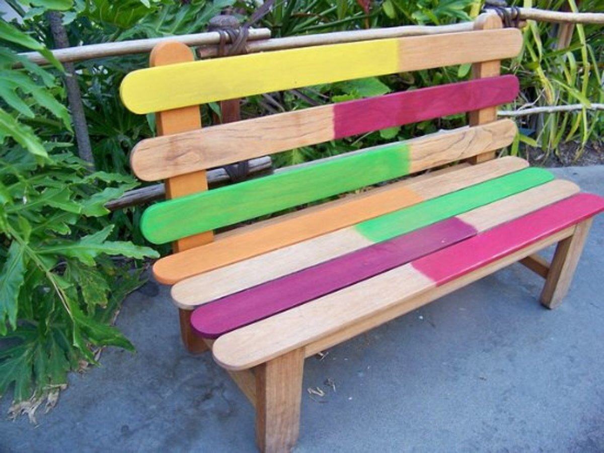 9 Surprisingly Chic Popsicle Stick Crafts For Grown Ups