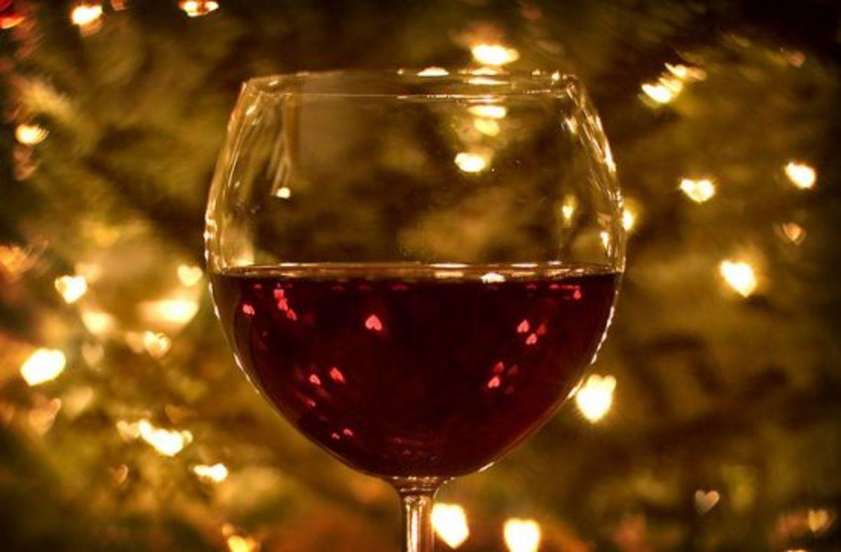xmas wine