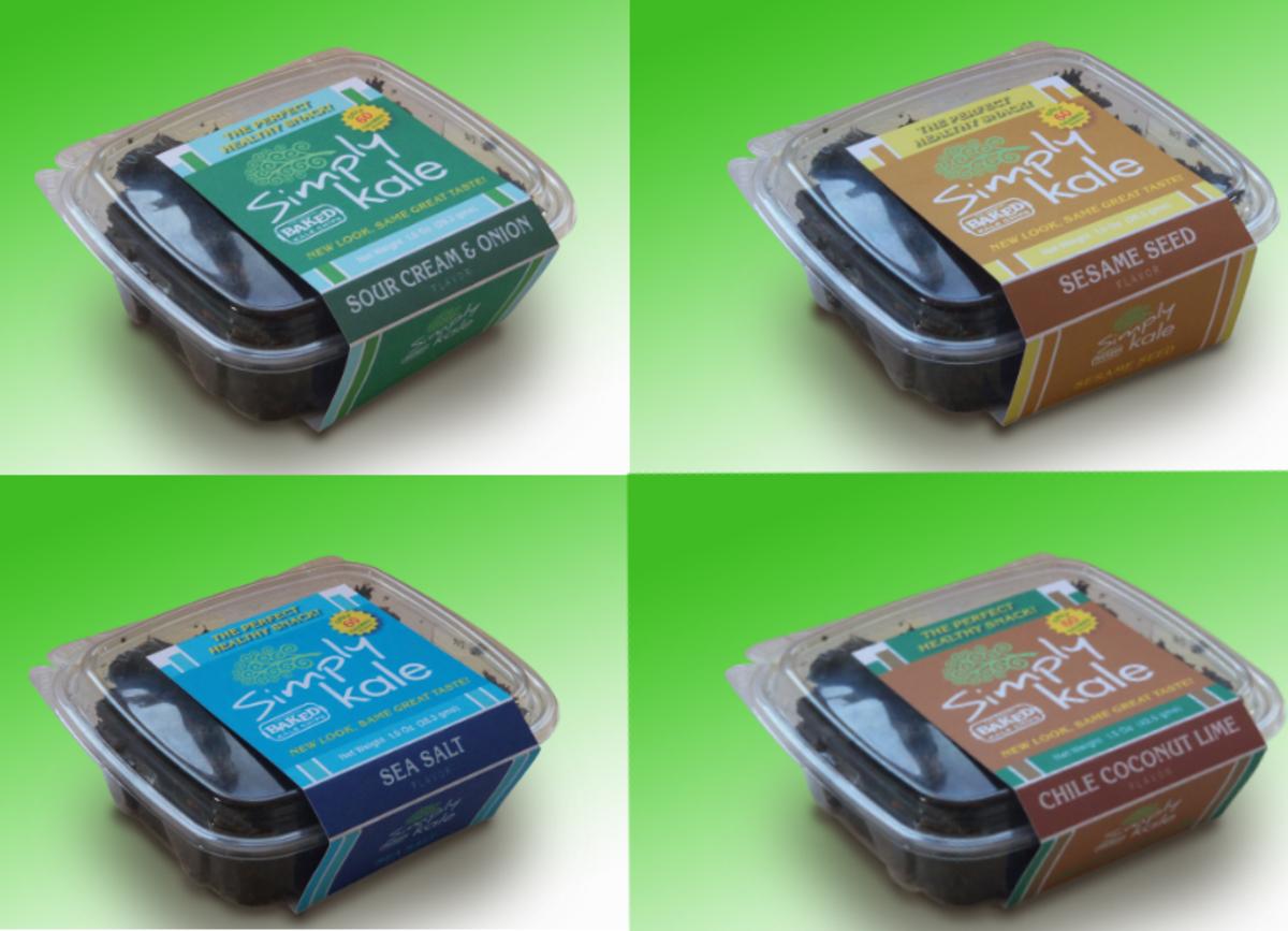 simply kale