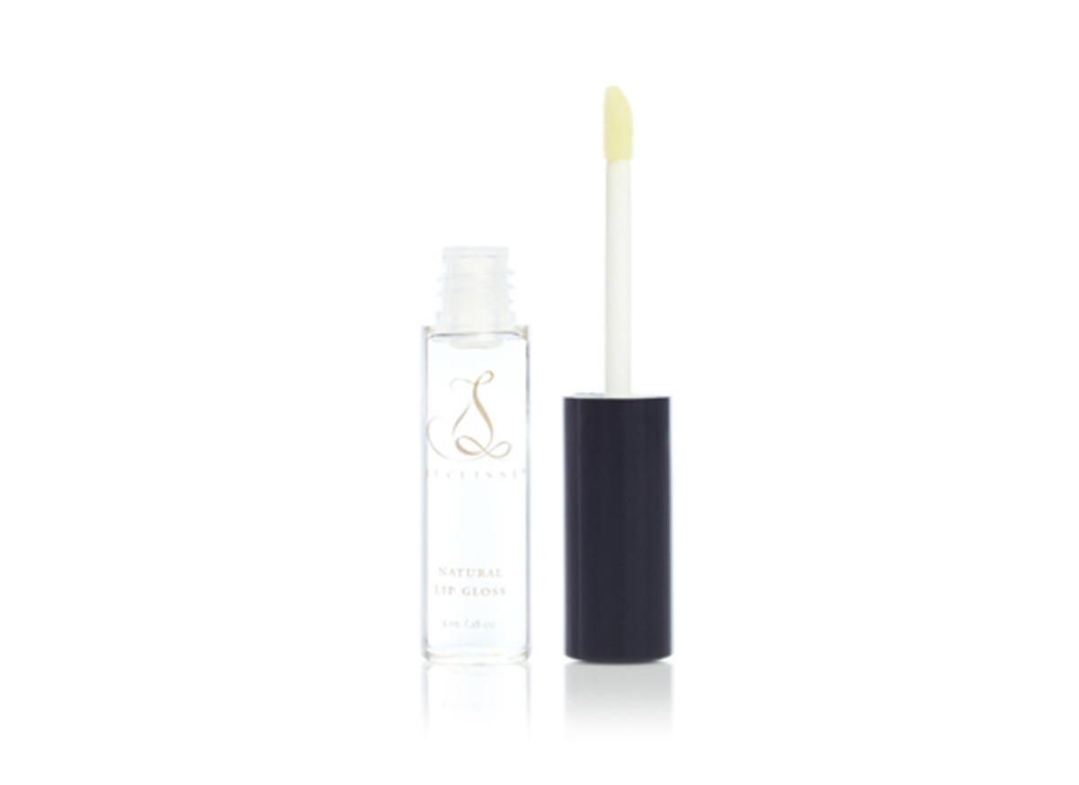 Leclisse Diamond Shimmer Lip Gloss
