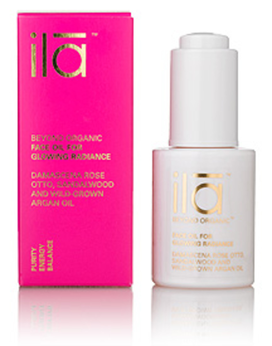 Beauty Oils Ila Face Oil